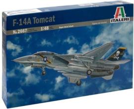 F14a Tomcat - 1:48