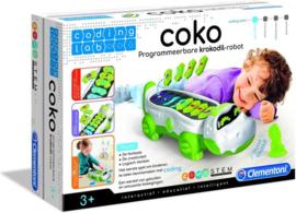Coko de Krokodil Wetenschap Educatief Robot NL