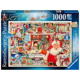 Puzzel Christmas is Coming