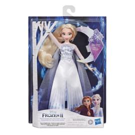 Zingende Elsa