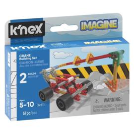K'nex Building Set Crane