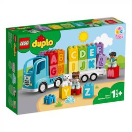 Duplo 10915 Alfabet Vrachtwagen