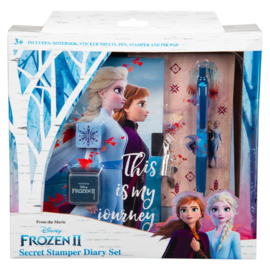 Frozen 2 Geheim Dagboek