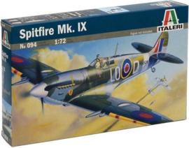 Spitfire Mk. IX - 1:72