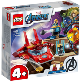 Lego Marvel Avengers 76170 Iron Man vs. Thanos