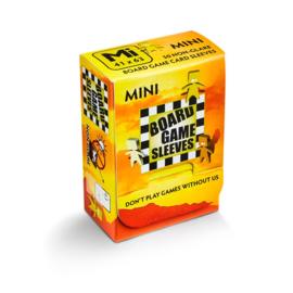 SLEEVES NON-GLARE BOARD GAME - MINI (41X63MM)
