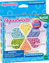 Navulling parels pastel Aquabeads (31360)