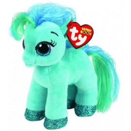 TY Pluche 15 cm Pony Topaz