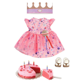 Baby Born Deluxe Happy Birthday Set 43 cm