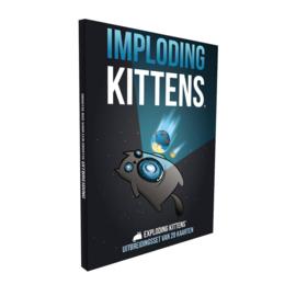Imploding Kittens - Uitbreiding Exploding kittens NL