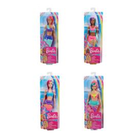 Barbie Dreamtopia Zeemeermin Verschillende Uitvoeringen
