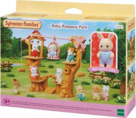 Sylvanian Families 5452 Baby Kabelbaanpark