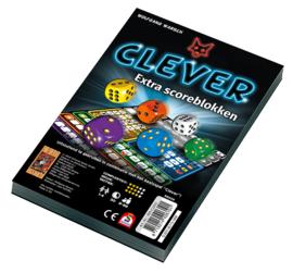 Clever Scoreblok - Dobbelspel