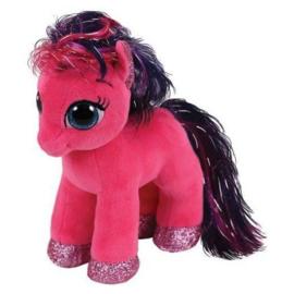 TY Pluche 15 cm Pony Ruby