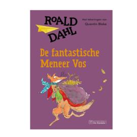 Boek De Fantastische Meneer Vos