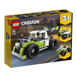 LEGO  Creator 31103 Raketwagen 3 in 1