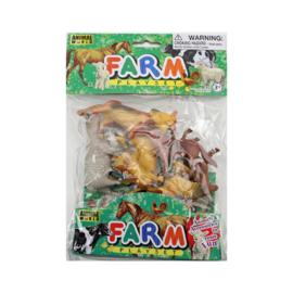 Boerderij Dieren 8 Stuks