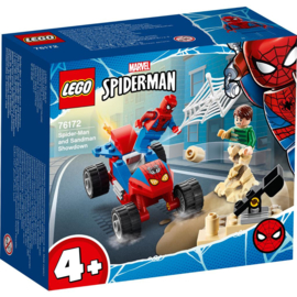 Lego Marvel Spider-man 76172 Spiderman vs Sandman