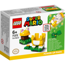 Lego Super Mario 71372 Power-up pakket : Kat-Mario