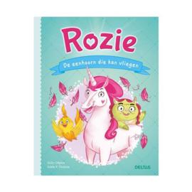 Boek Rozie die kan Vliegem