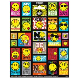 Sticker Smiley World Groot