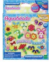 Aquabeads Thema Navulling : Bloemenset 31088