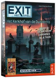 Spel EXIT - Het kerkhof van de duisternis