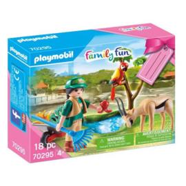 Playmobil Cadeauset 70295 Zoo