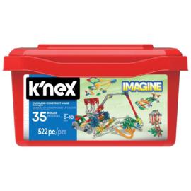 K'nex Click & Construct Value Building Set