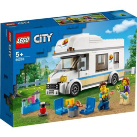 LEGO CITY 60283 HOLIDAY CAMPER