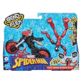 Spiderman Bend n Flex Rider