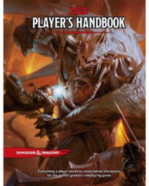 D&D 5.0 - PLAYERS HANDBOOK TRPG