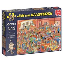 Puzzel Jan Van Haasteren De Goochelbeurs 1000 Stukjes
