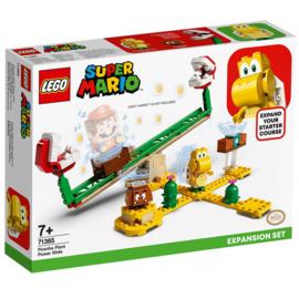 Lego Super Mario 71365 Uitbreidingsset: Piranha Plantpowerslide