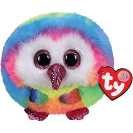 Ty Owen Owl Puffies 10 cm