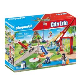 Playmobil 70328 Speelpark Compleet