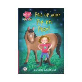 Boek Pas op Pip en Peer! AVI E3