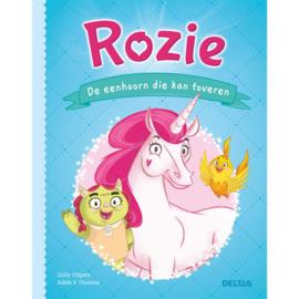 Boek Rozie die kan toveren