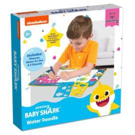 Baby Shark Water Tekenen