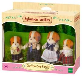 Sylvanian Families 5000 Familie Chiffon Hond
