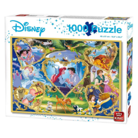 Puzzel Heart of Gold
