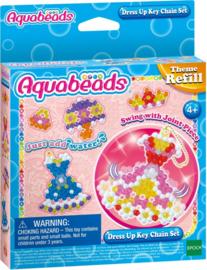 Sleutelhanger set verkleden Aquabeads (31362)