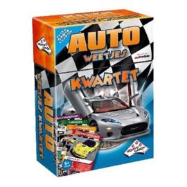 Spel Kwartet Auto's