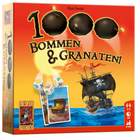 Spel 1000 Bommen en Granaten
