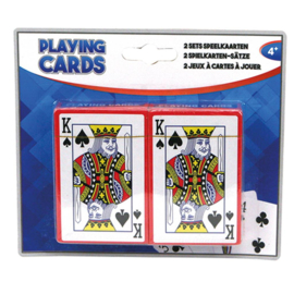 2 Sets Speelkaarten