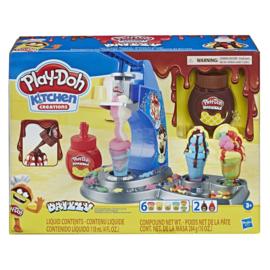 Play-Doh Drizzle Ijsjes Speelset