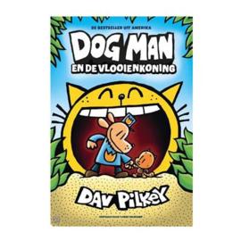 Boek Dogman en de Vlooienkoning