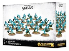 Seraphon Skinks