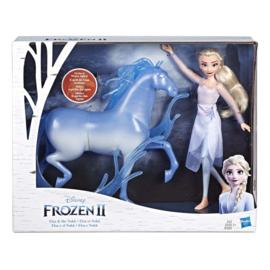 Frozen Elsa en Nok