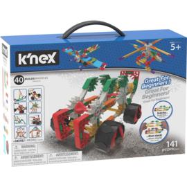 K'nex Building Set Beginner 40 Model Koffer